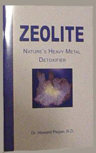 Zeolite: Nature's Haevy Metal Detoxifier